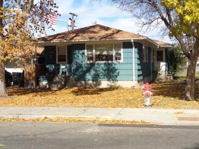 Multi Family Home Contingency: 1201 Burlington