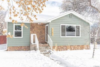 Yellowstone County Single Family Home Contingency: 2207 Elizabeth St.