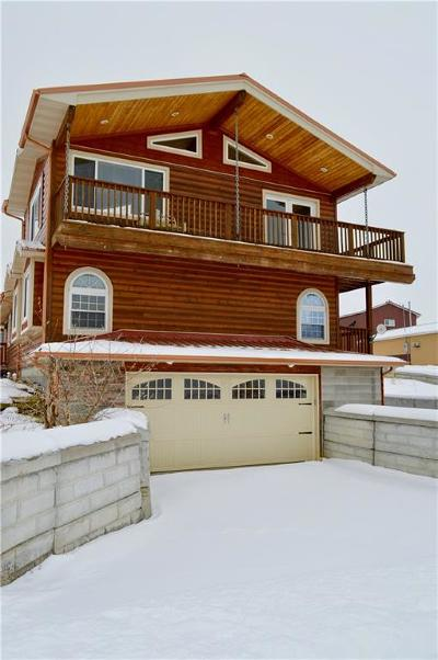 Lockwood Single Family Home Contingency: 2806 Prairie Drive