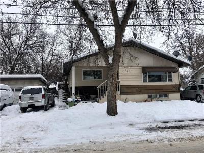 Multi Family Home Contingency: 444 Alderson Avenue
