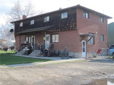Multi Family Home For Sale: 1536 Lewis Avenue