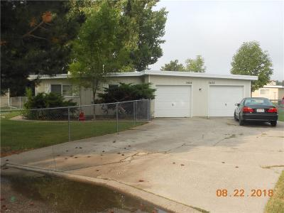 Multi Family Home For Sale: 3422-3424 Gallatin Place