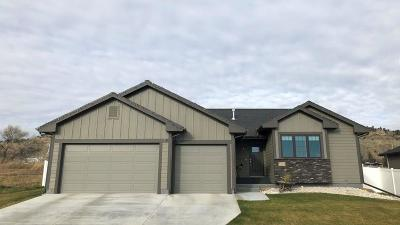 Billings Single Family Home For Sale: 4733 Gold Creek Trail