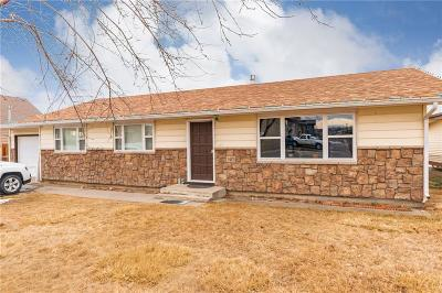 Billings Single Family Home Contingency: 1415 Lake Elmo Drive