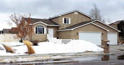 Billings Single Family Home For Sale: 860 Solita