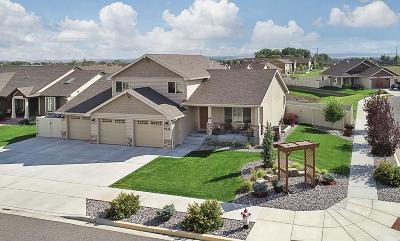 Billings Single Family Home For Sale: 5244 S Thunder Mountain Sq