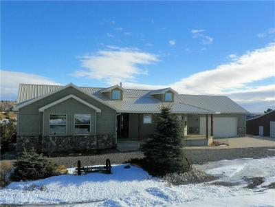 Yellowstone County Single Family Home Contingency: 4275 S Mountain View Road