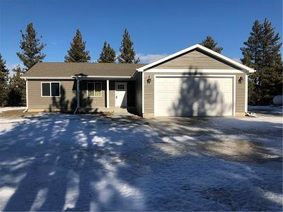 Columbus MT Single Family Home For Sale: $274,000