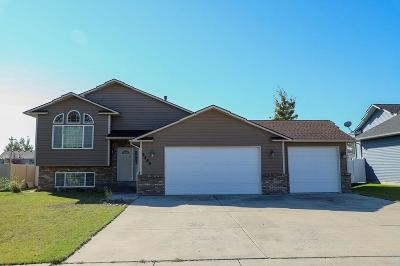 Yellowstone County Single Family Home Contingency: 2466 Greenbriar Road