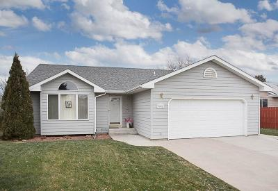 Yellowstone County Single Family Home For Sale: 3604 Mammoth Cave Drive