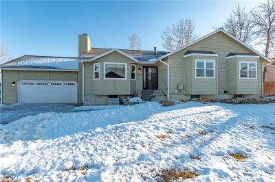 Yellowstone County Single Family Home For Sale: 3304 Tahoe Drive
