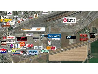 Laurel Residential Lots & Land For Sale: E Railroad