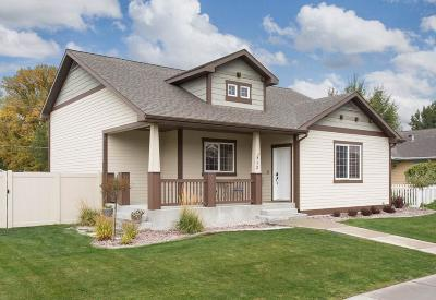 Yellowstone County Single Family Home For Sale: 813 Avenue F