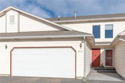 Billings Condo/Townhouse For Sale: 3626 Decathlon Parkway