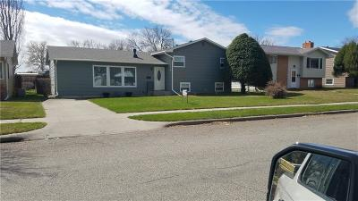 Yellowstone County Single Family Home For Sale: 1934 Avenue C