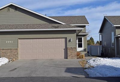 Billings MT Condo/Townhouse Contingency: $209,900