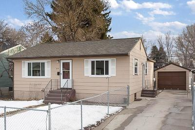 Billings Single Family Home For Sale: 1214 Avenue D