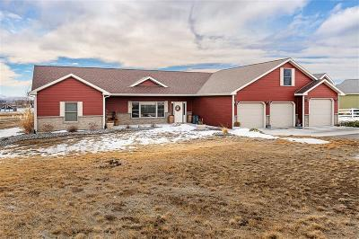Billings Single Family Home Contingency: 7604 Monad Road