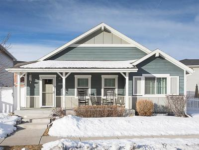 Billings Single Family Home Contingency: 1808 Lone Pine Drive