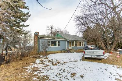 Billings Single Family Home For Sale: 7737 Hesper Road
