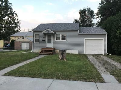 Billings Single Family Home For Sale: 626 Cook Avenue