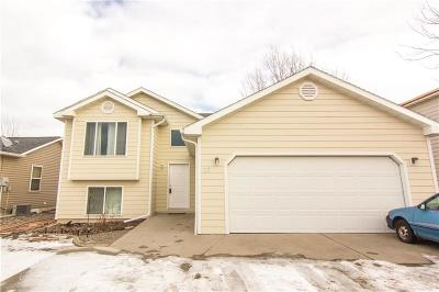 Billings Single Family Home For Sale: 37 38th Street W