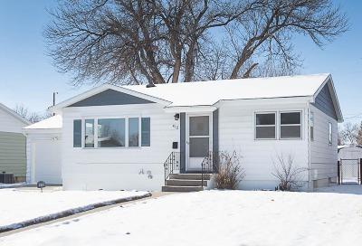 Billings Single Family Home Contingency: 412 Everett