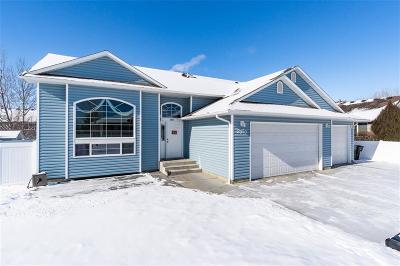 Billings Single Family Home For Sale: 2050 Tanner Lane