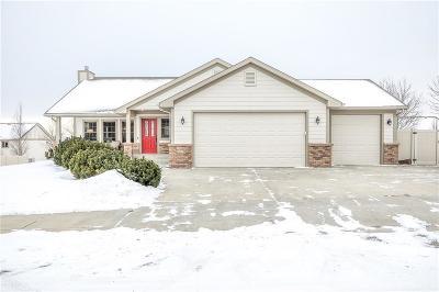 Billings Single Family Home For Sale: 6306 Gray Hawk Way