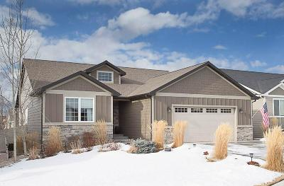 Billings Single Family Home For Sale: 3010 Western Bluffs Blvd
