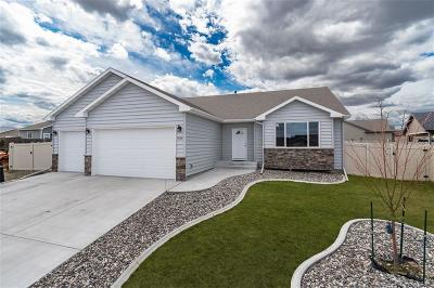 Yellowstone County Single Family Home For Sale: 846 Siesta Avenue