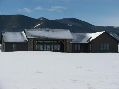 Red Lodge MT Single Family Home For Sale: $547,000