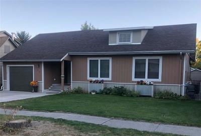Columbus MT Single Family Home For Sale: $229,900