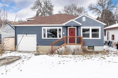 Billings MT Single Family Home For Sale: $270,000