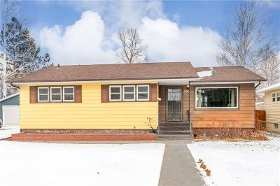 Single Family Home Contingency: 2511 Wyoming Avenue