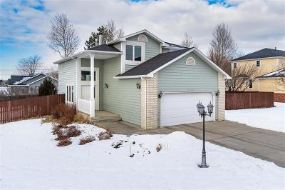 Billings Single Family Home For Sale: 2302 Quinn Haven