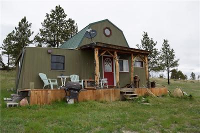 Single Family Home For Sale: 140 Crazy Horse Trail