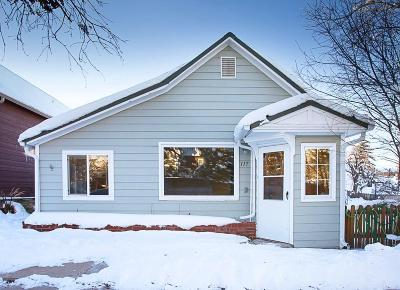 Red Lodge MT Single Family Home For Sale: $199,900