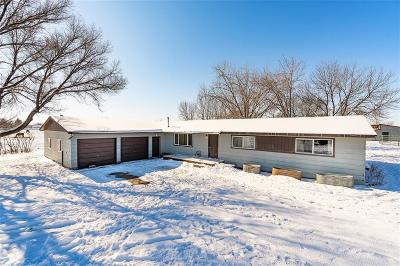 Shepherd Single Family Home For Sale: 6708 Bret Lane W