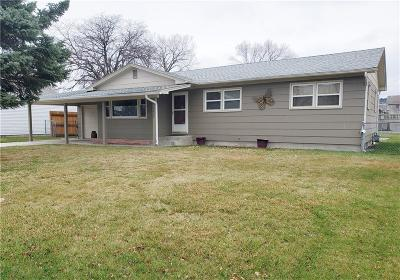 Billings Single Family Home For Sale: 2829 Belvedere
