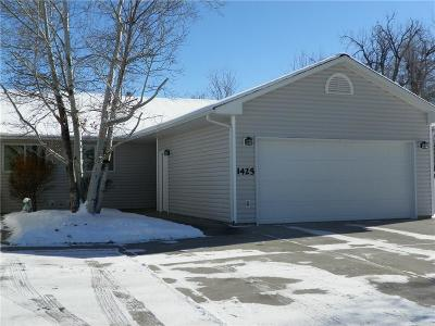 Billings Condo/Townhouse For Sale: 1425 Rally Lane