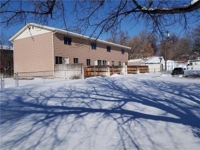Billings Multi Family Home For Sale: 1139 Howard Avenue