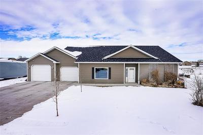 Single Family Home Contingency: 7885 Eland Avenue