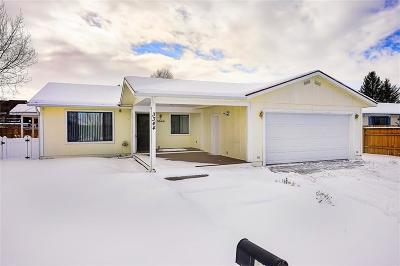 Single Family Home For Sale: 3344 Barley Circle