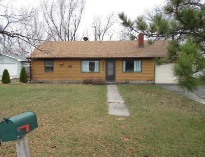 Billings Single Family Home For Sale: 3520 Lynn Avenue