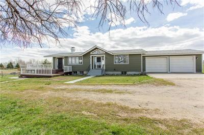 Billings Single Family Home For Sale: 3839 Clint Road
