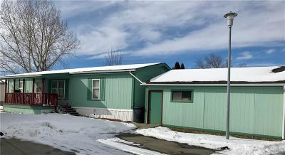 Single Family Home For Sale: 13 Golden Butte Dr
