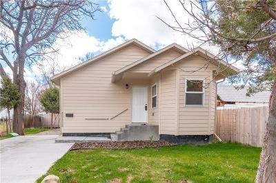 Single Family Home For Sale: 4120 Buchanan Avenue