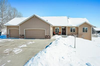 Billings Single Family Home Contingency: 3989 Bushwood Drive