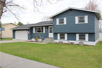 Billings Single Family Home For Sale: 711 Aronson Avenue